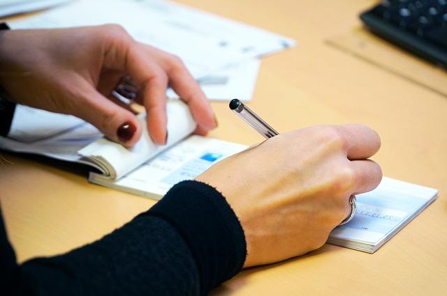 Comment bien faire un chèque en 5 étapes