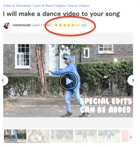 danse-pour-Fiver-gagner-argent
