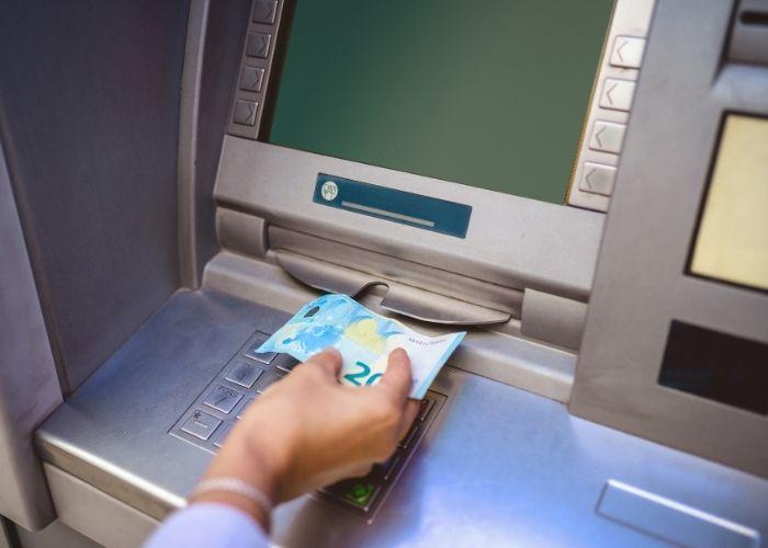 retirer cheque sans compte